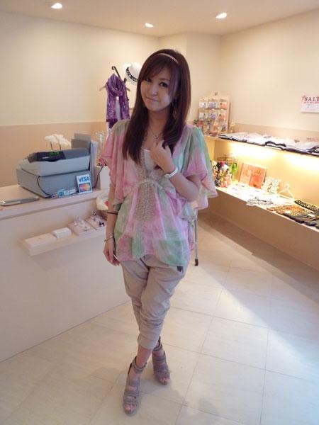 2010年の若尾綾香